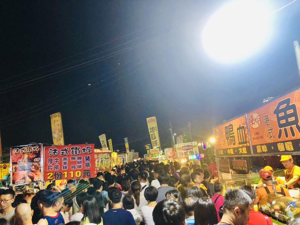 台湾ノープラン周遊旅行4日目【台南観光〜高雄へ電車移動】
